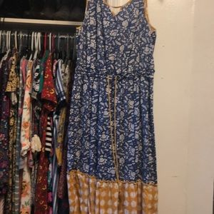 Matilda Jane dress size medium